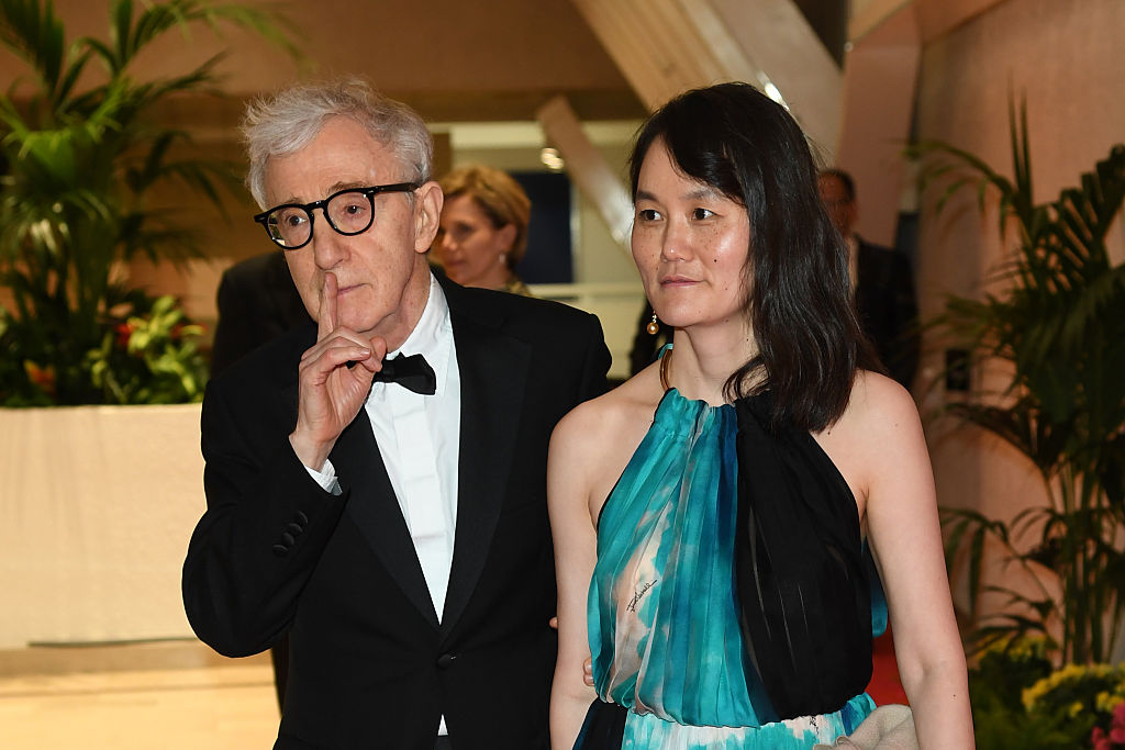 1. Woody Allen and Soon Yi Previn