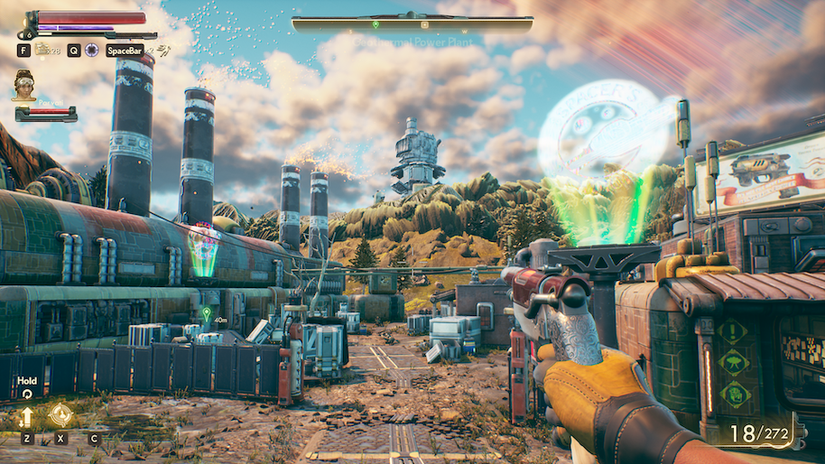 8. 'The Outer Worlds'