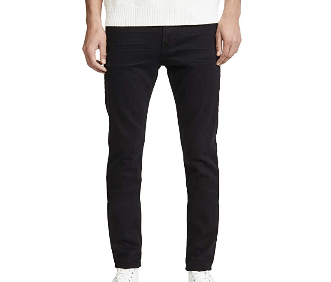 7 For All Mankind Men's Paxtyn Jeans in Annex Black Wash
