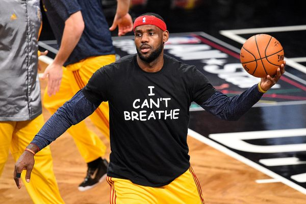 LeBron James Joins Other Black Athletes, Entertainers to Form Voting Rights Group
