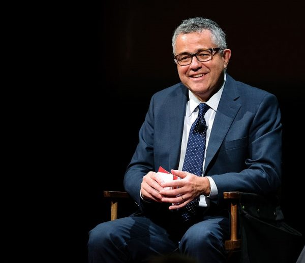 The Jeffrey Toobin Guide to a Completely Normal, Professional Zoom Call
