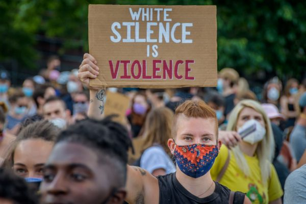 The Mandatory Guide to Speaking Like a Woke White Person in Support of Black Lives (So You Don't Put Your Foot in It)