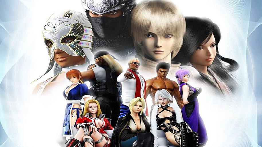 'Dead or Alive 4'