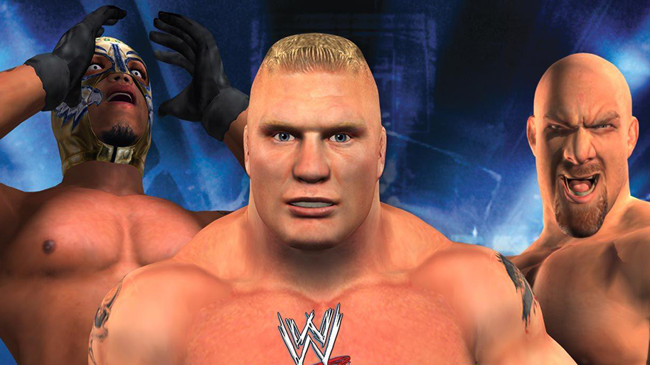 'WWE SmackDown! Here Comes the Pain'