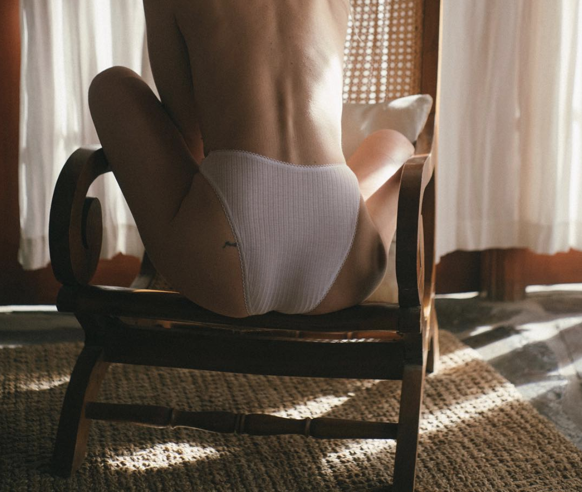 What made you decide to go with this style of underwear?