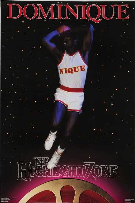 Dominique Wilkins 'The Highlight Zone'