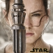 Star Wars: The Force Awakens - Rey Character Poster