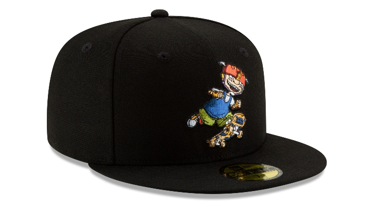 Rocket Power Twister 59Fifty Fitted Cap