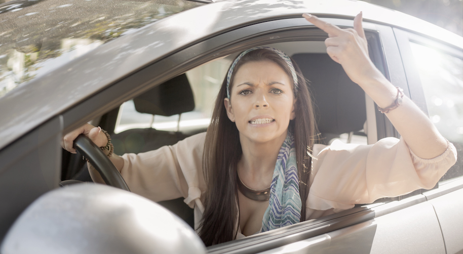 ILLEGAL: Swearing Upon Any Street or Highway (Maryland)