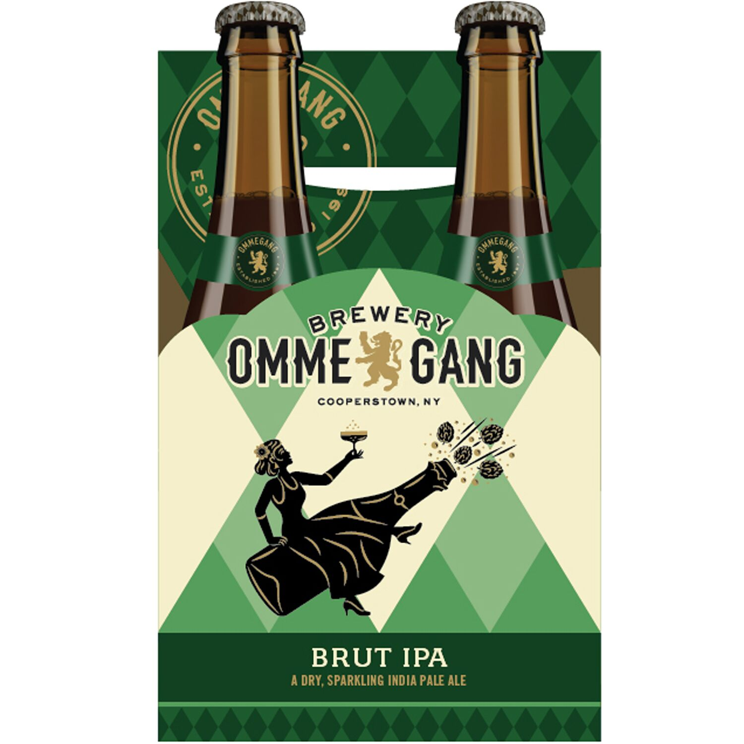 Brewery Ommegang Brut IPA