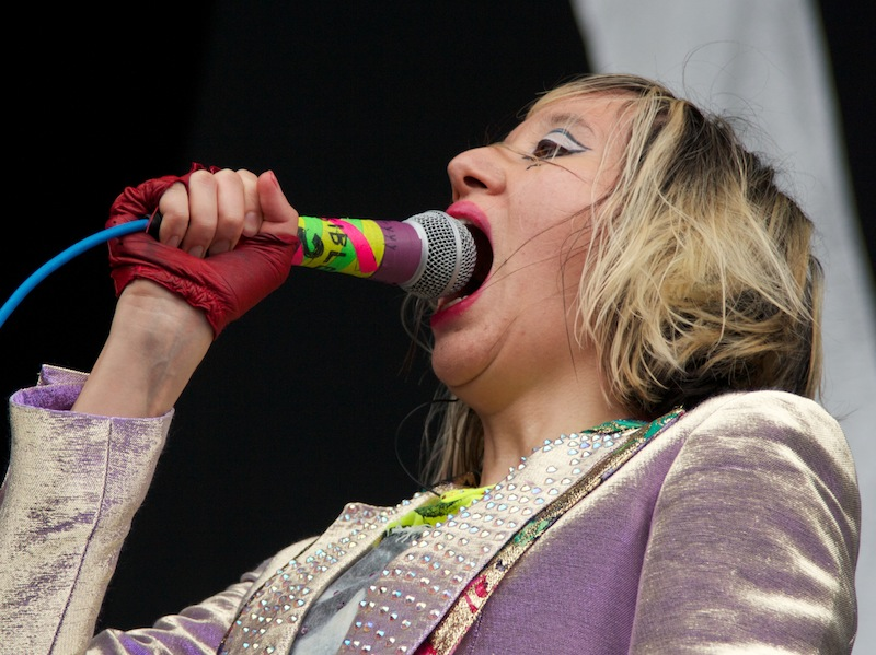 Outside Lands 2013: Yeah Yeah Yeahs