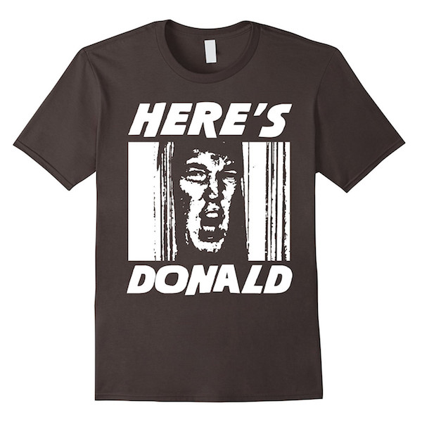 Here's Donald