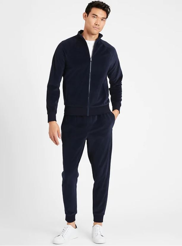 A Sweet Track Suit