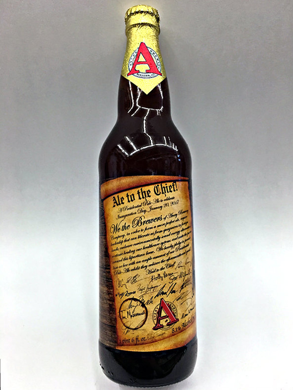 5. Avery Ale To The Chief