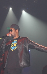 RZA of Wu-Tang Clan at DC Events Showcase