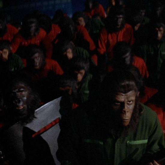 3. Conquest of the Planet of the Apes (1972)