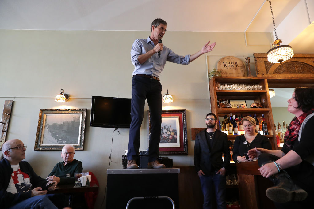 Beto Off on Top the Table