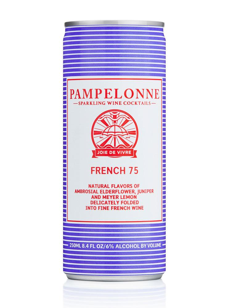 7. Pampelonne French 75