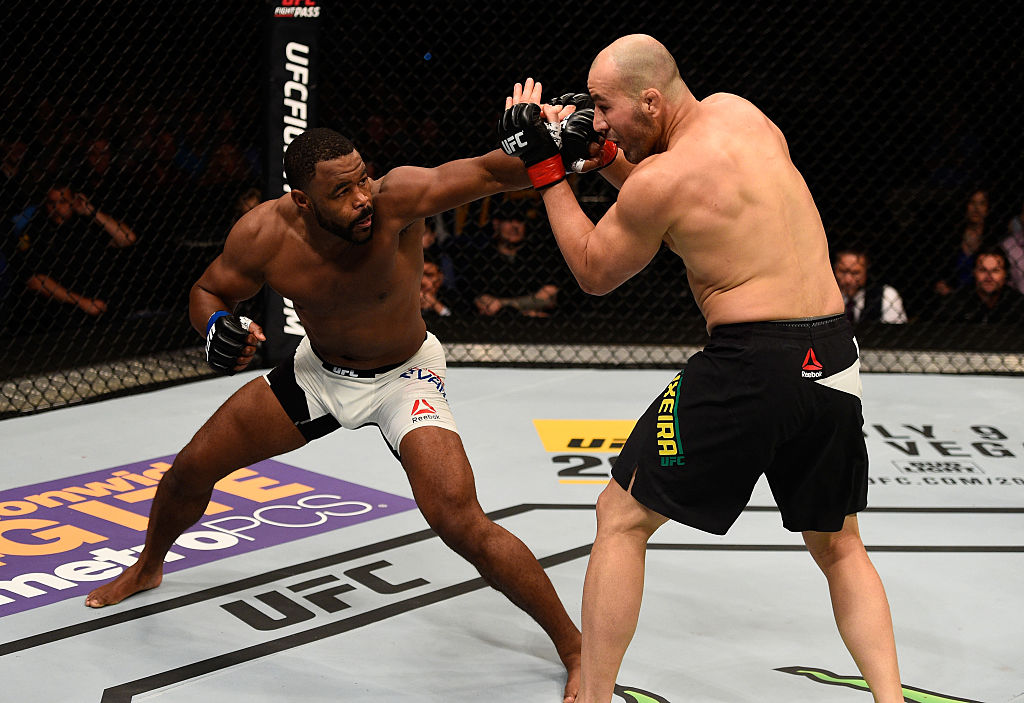 4. He used a television show as his springboard to the UFC.