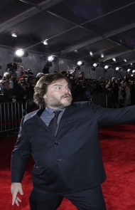 Jack Black is a veteran comedic actor for the male cast trifecta.