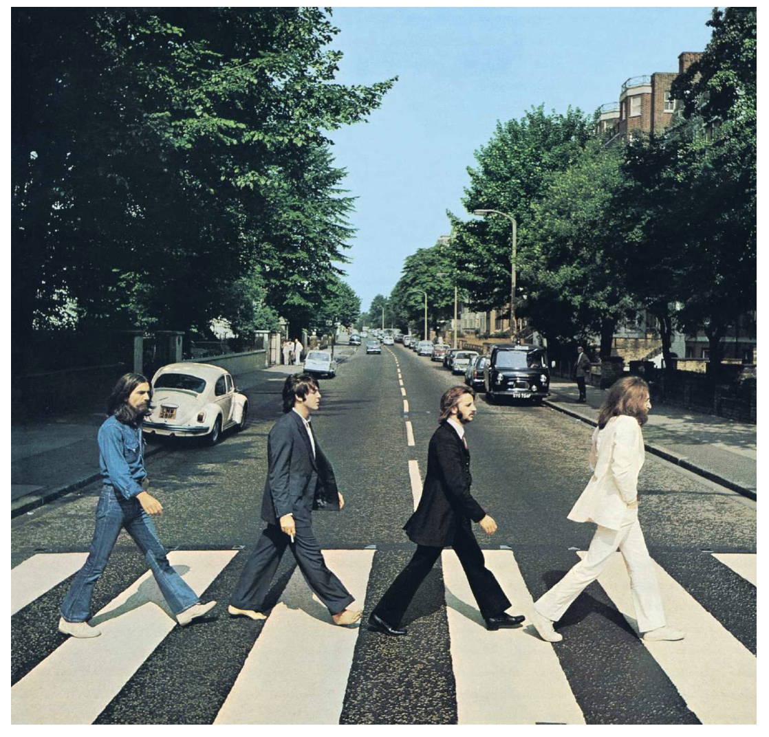 'Abbey Road' - The Beatles