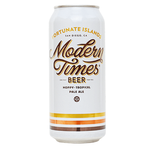 6) Modern Times Beer Fortunate Islands (ABV: 5 percent)