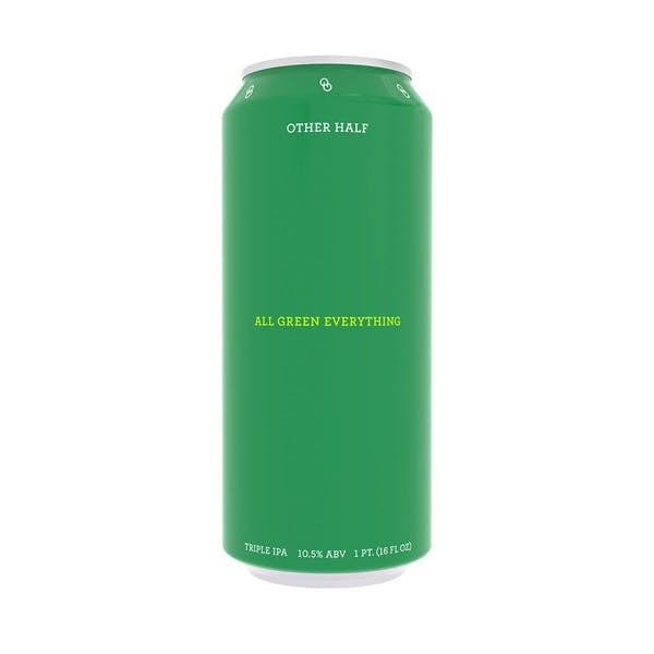 3) Other Half All Green Everything (ABV: 5 percent)