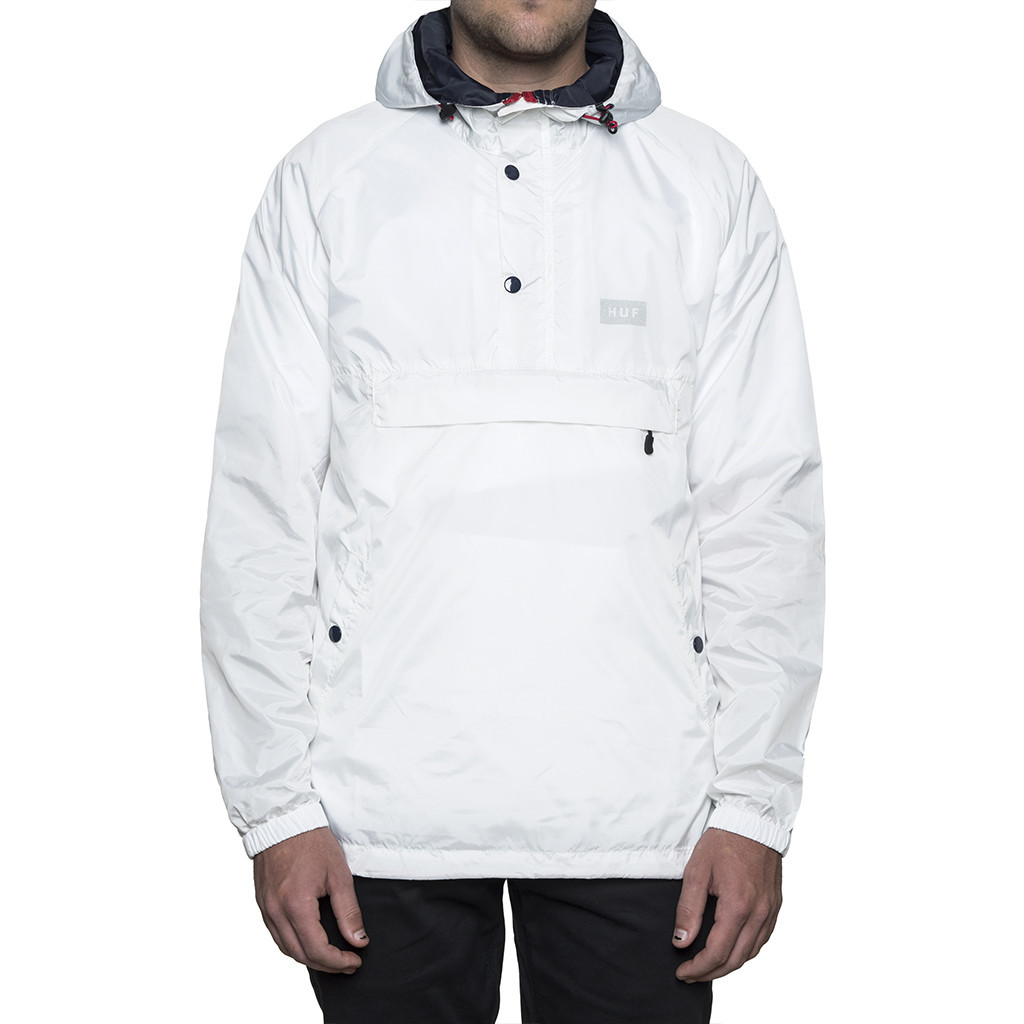 Adapt Packable Anorak in White