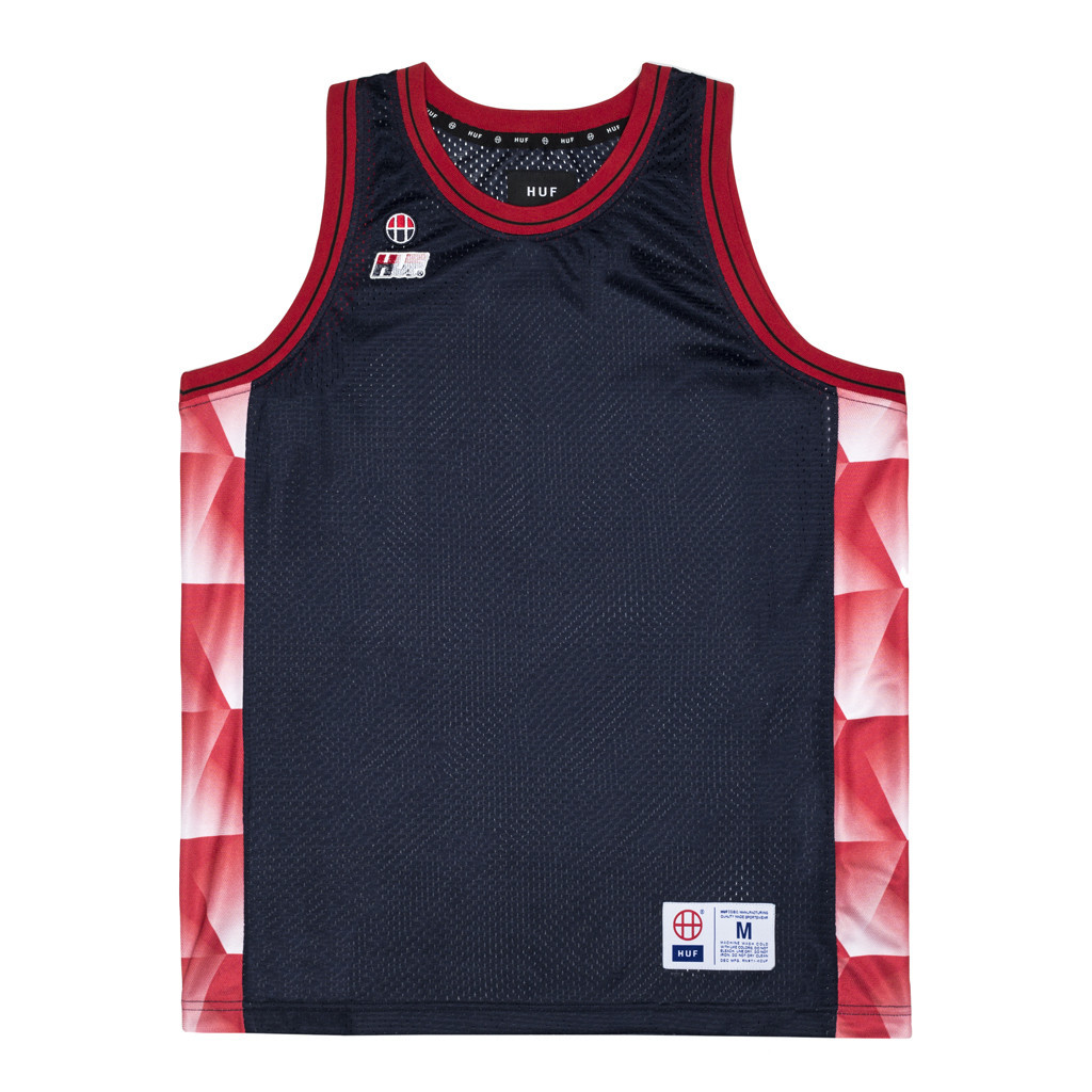 Division Basketball Jersey