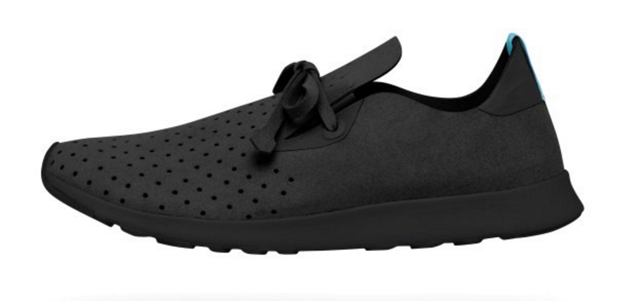 Native Shoes, Jiffy Black Solid