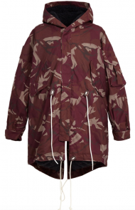 Sherpa Parka by Represent