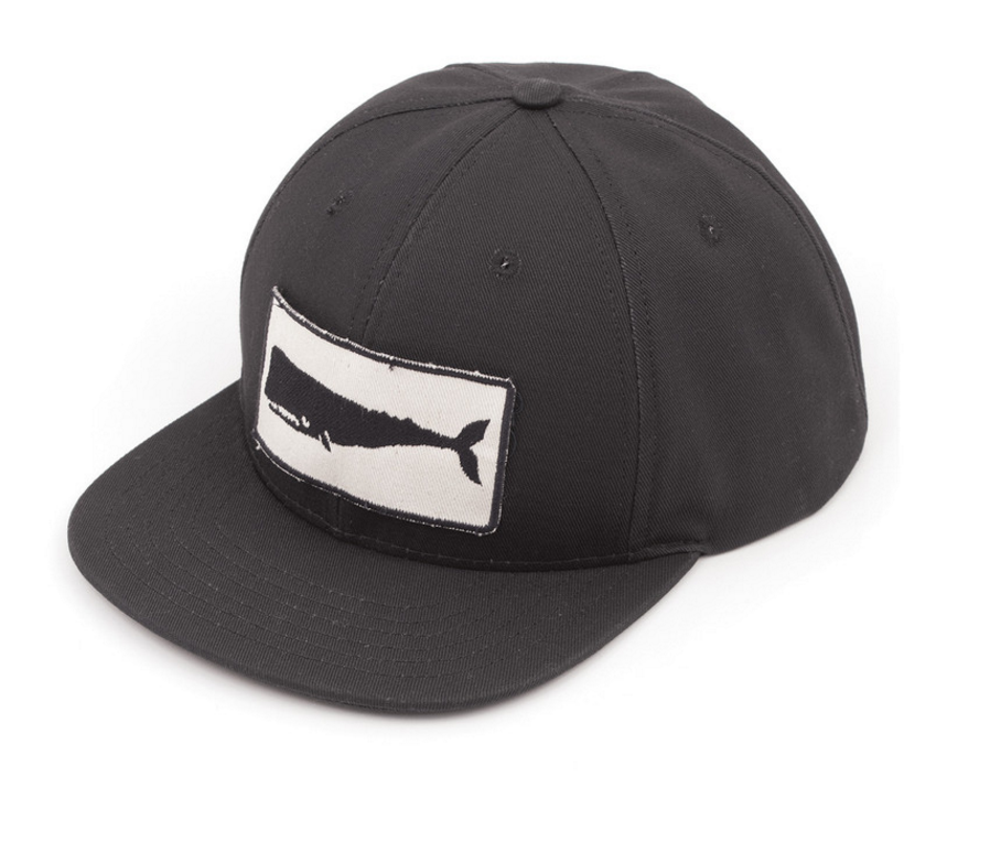 Mollusk Whale Patch Hat
