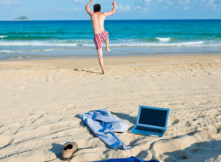 14. Playing Hooky: Enjoy Summer With These Irrefutable Excuses For Calling Out of Work