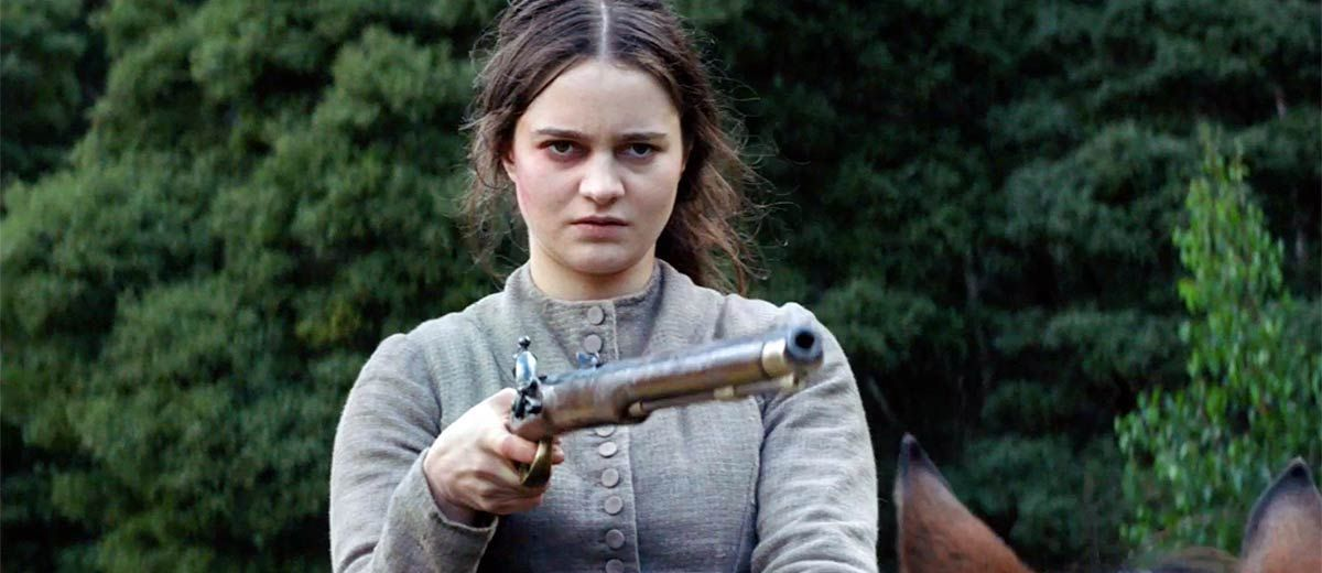'The Nightingale' - Directed by Jennifer Kent