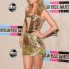 Musician Taylor Swift attends the 2013 American Music Awards at Nokia Theatre