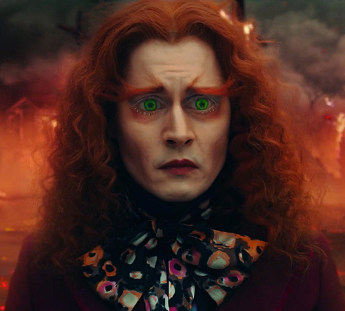3. Alice Through the Looking Glass
