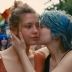 Adèle Exarchopoulos and Léa Seydoux as Adèle and Emma