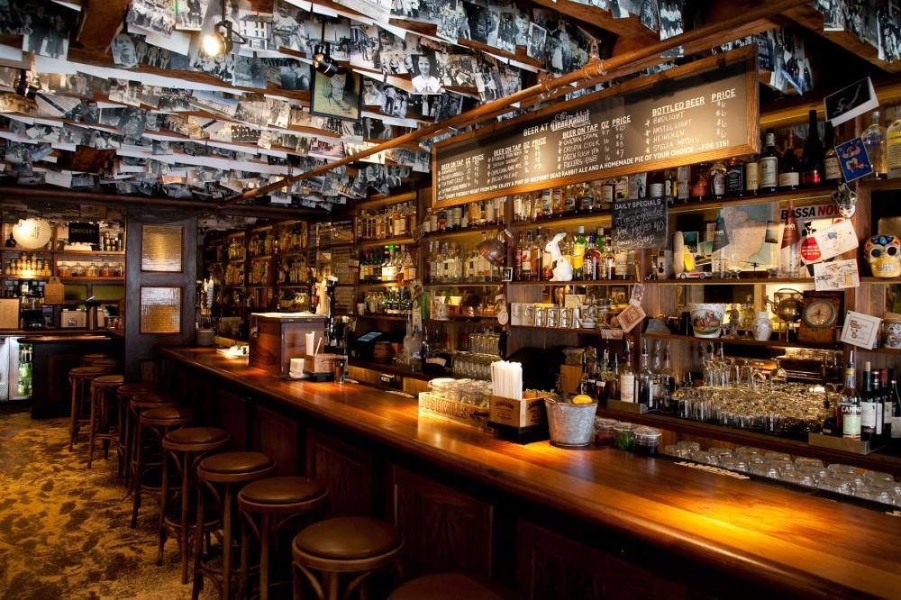 The Dead Rabbit Grocery and Grog (New York)