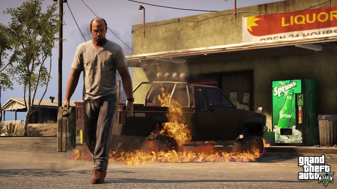 Game of the Year: Grand Theft Auto V