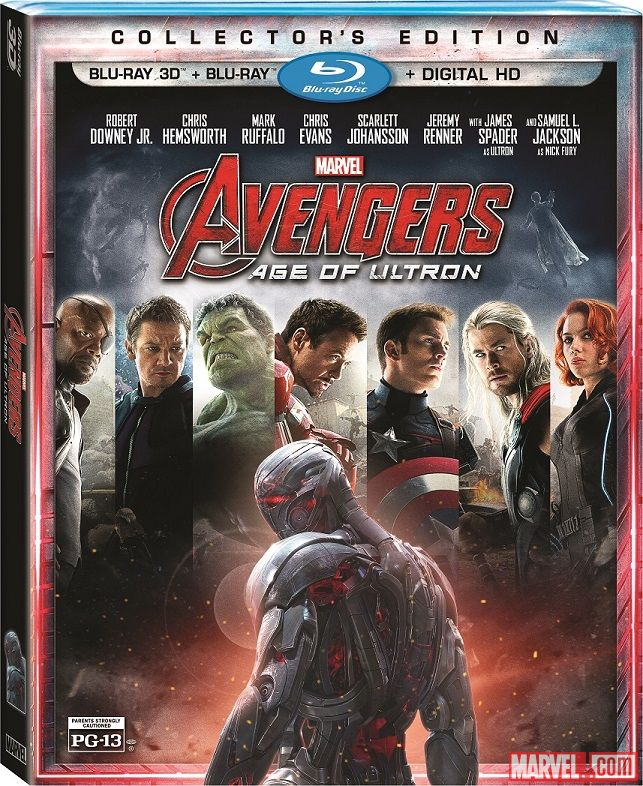 5. Avengers: Age of Ultron