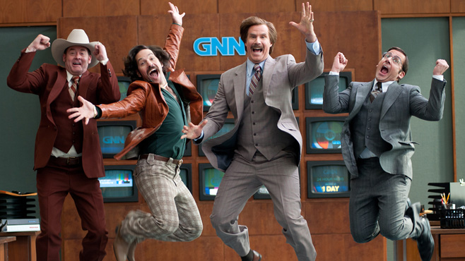 11. Anchorman 2: The Legend Continues (2013)