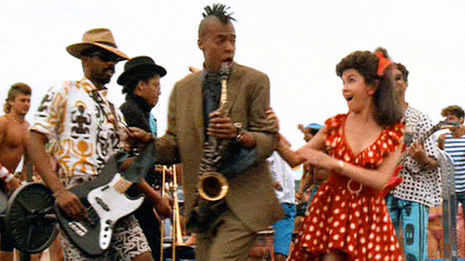 17. Back to the Beach (1987)