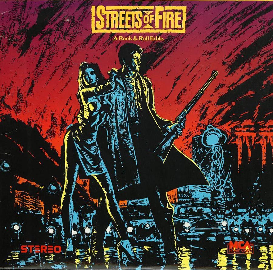 29. Streets of Fire