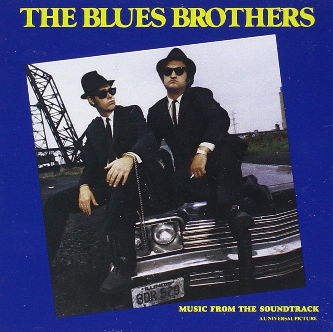33. The Blues Brothers