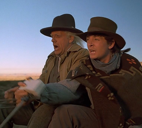 23. Back to the Future Part III (1990)