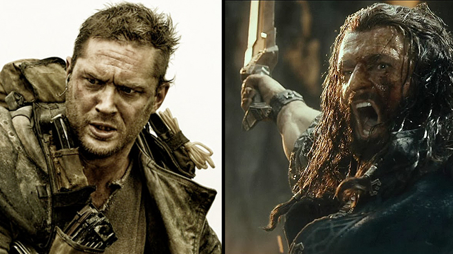 Comic-Con 2014: Warner Bros. Brings Mad Max and The Hobbit to Hall H