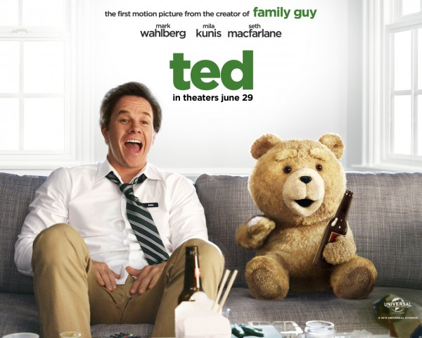 Lawsuit: Seth MacFarlane Accused of Stealing Idea for Ted