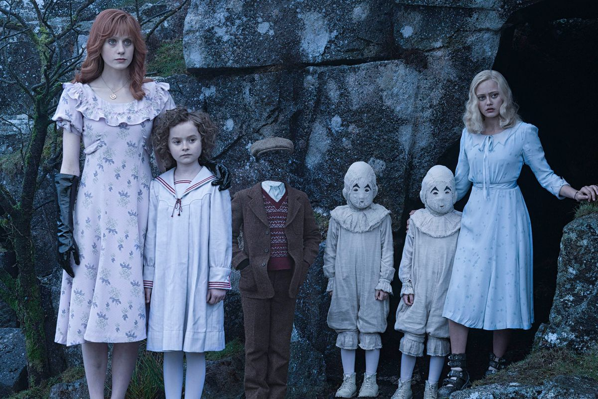 15. 'Miss Peregrine's Home for Peculiar Children' (2016)