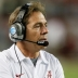 8. Nick Saban is actually human and therefore prone to errors in judgment