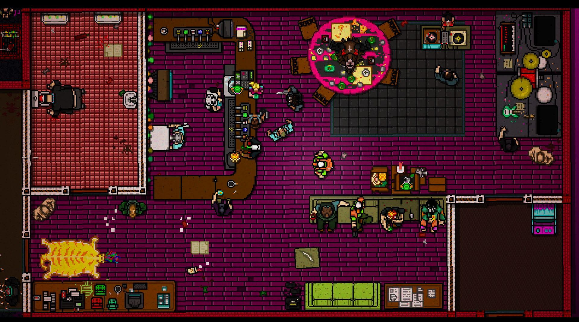 4. Hotline Miami 2: Wrong Number